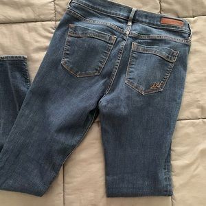 Express Jeans - Express Skinny Jeans 8R